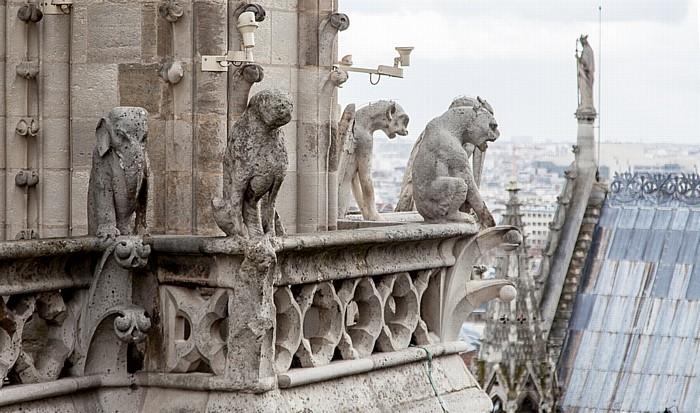 Notre-Dame de Paris: Nordturm