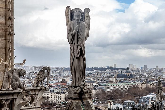Notre-Dame de Paris Cimetière du Père-Lachaise Temple du Marais