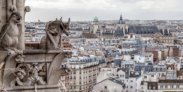 Notre-Dame de Paris Chapelle Sainte-Ursule de la Sorbonne Observatoire de la Sorbonne Sorbonne