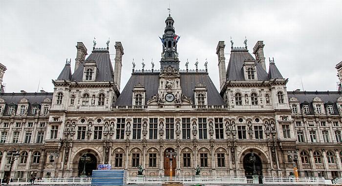 Hôtel de Ville Paris 2014
