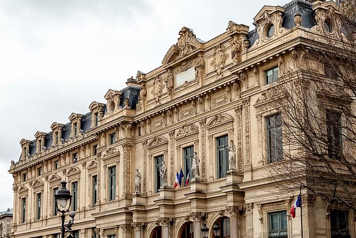 Paris Île de la Cité: Greffe du Tribunal de Commerce