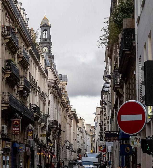 Rue Bergère Paris