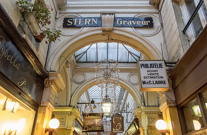 Passage des Panoramas Paris