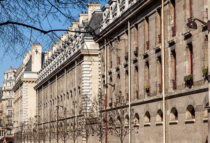 Paris Rue de Sully: Couvent des Célestins