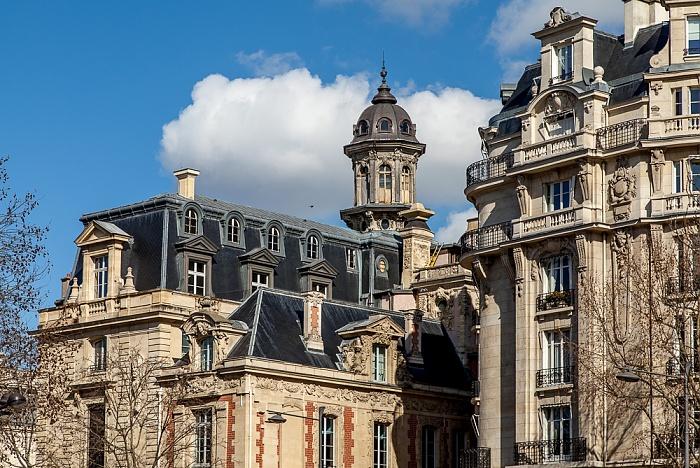 Paris Boulevard Morland