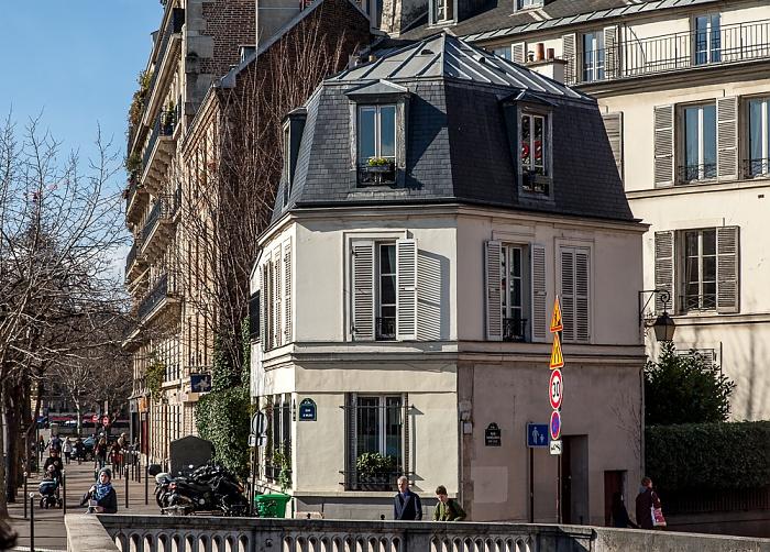 Paris Boulevard Henri IV