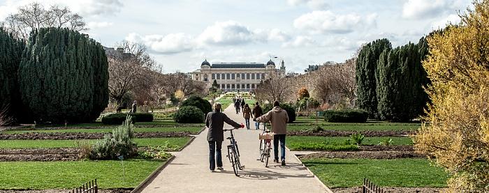 Paris Jardin des Plantes Muséum national d'histoire naturelle