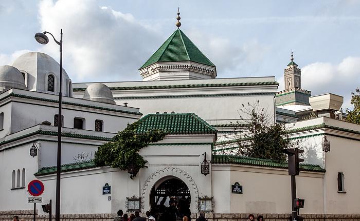 Grande Mosquée de Paris (Große Pariser Moschee) Paris