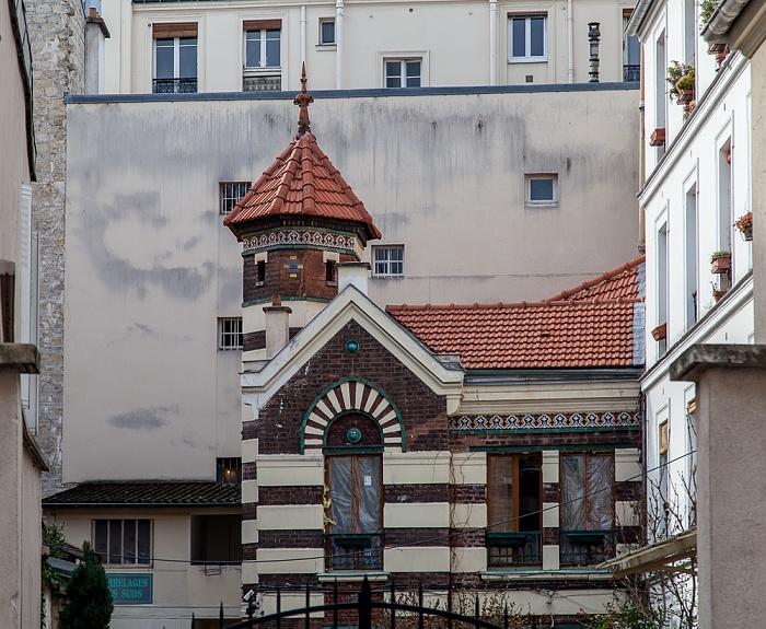 Paris Rue Larrey