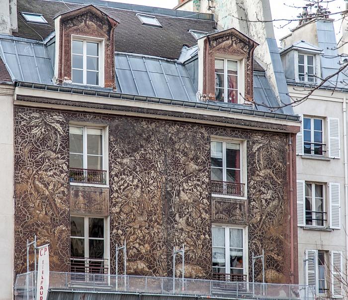 Paris Quartier Latin: Rue Mouffetard