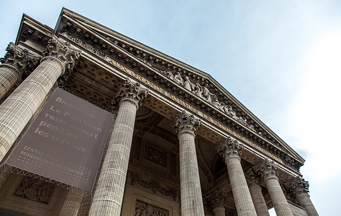 Quartier Latin: Panthéon Paris