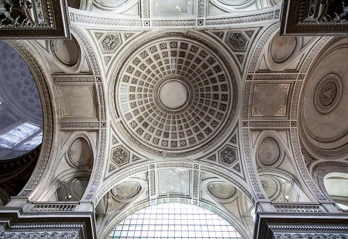 Paris Panthéon: Kuppel