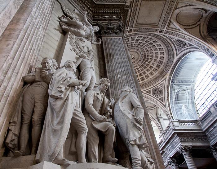 Panthéon: Innenraum Paris