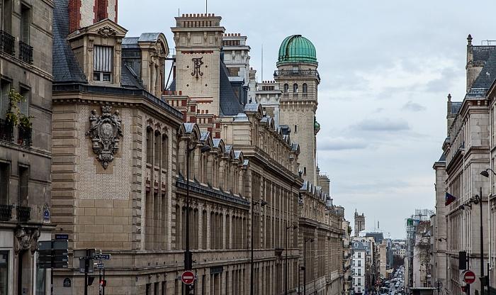 Quartier Latin: Rue Saint-Jacques Paris