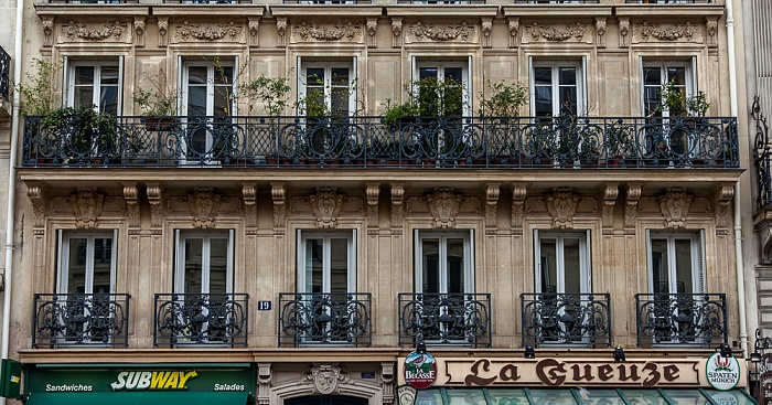 Paris Quartier Latin: Rue Soufflot
