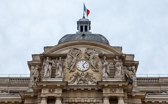 Paris Palais du Luxembourg