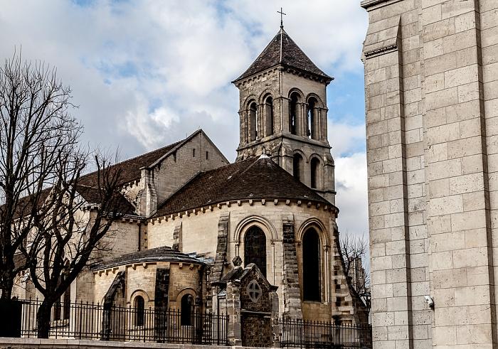 Paris Montmartre: Église Saint-Pierre de Montmartre