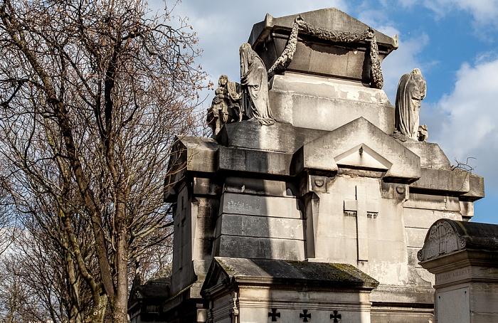 Paris Cimetière de Montmartre
