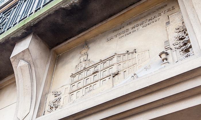 Paris Montmartre: Place Jean-Baptiste Clément