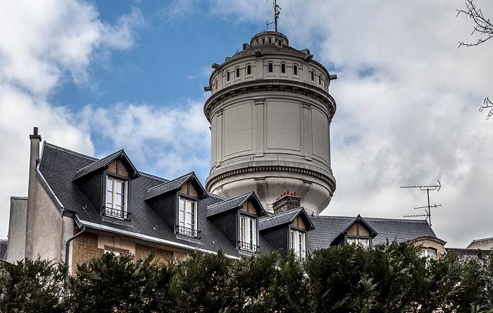 Paris Montmartre: Cité du Sacré-Coeur - Wasserturm