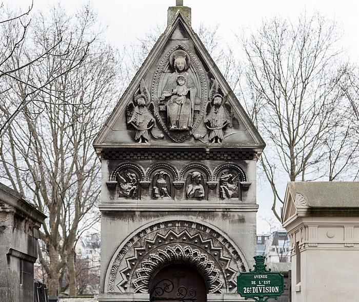Montparnasse: Cimetière Montparnasse Paris
