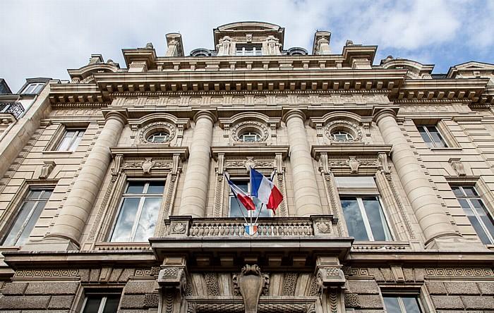 Paris Quartier des Invalides: Rue de Varenne - Hôtel de Villeroy (Ministère de l'Agriculture)