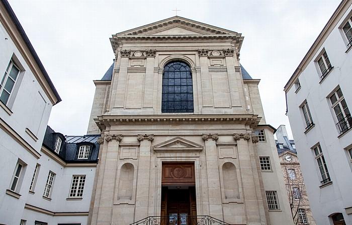 Missions étrangères de Paris: Chapelle de la rue du Bac