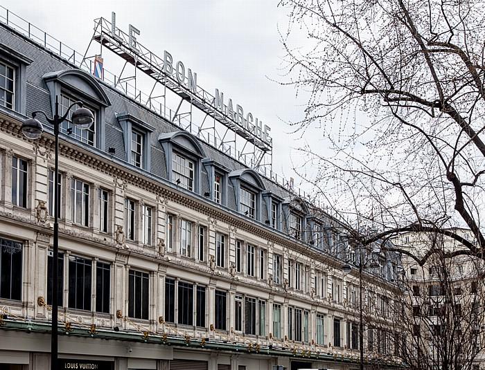 Paris Square Boucicaut: Le Bon Marché