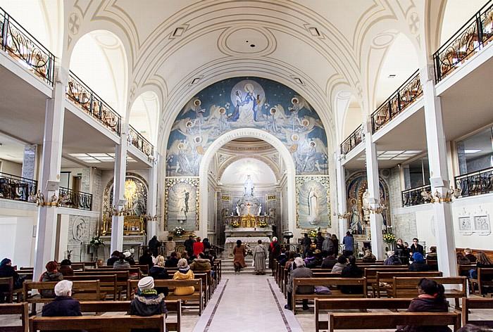 Paris Chapelle Notre-Dame-de-la-Médaille-miraculeuse