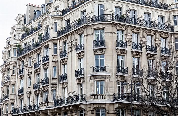 Paris Quartier Notre-Dame-des-Champs: Boulevard Raspail / Rue de Sèvres