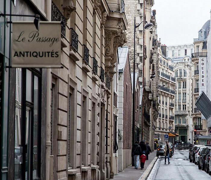 Paris Quartier Notre-Dame-des-Champs: Rue Jean-Ferrandi