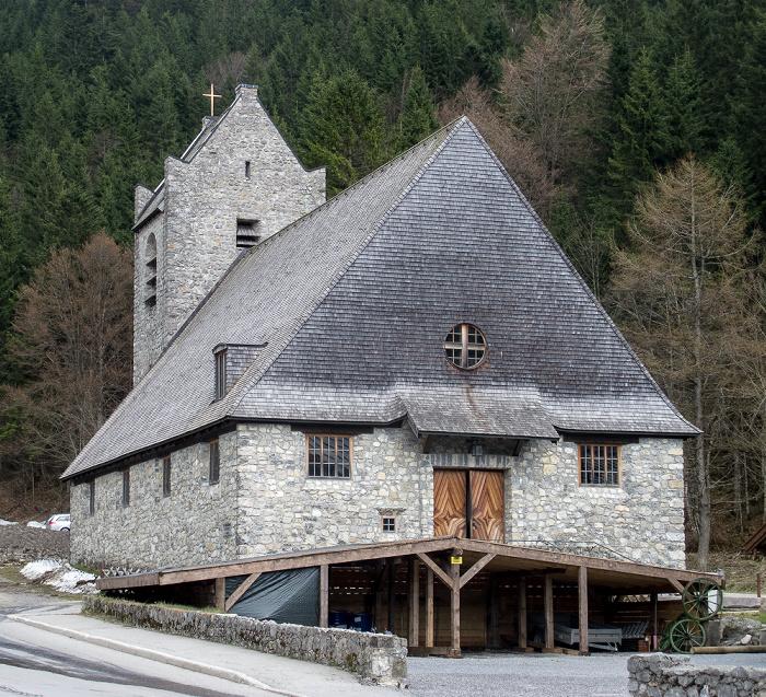 St. Bernhard am Spitzingsee Ort