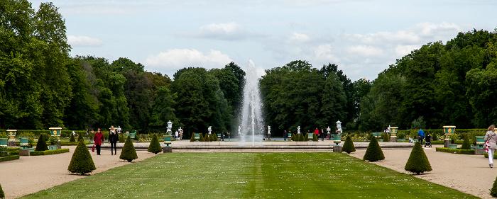 Schlossgarten Charlottenburg Berlin