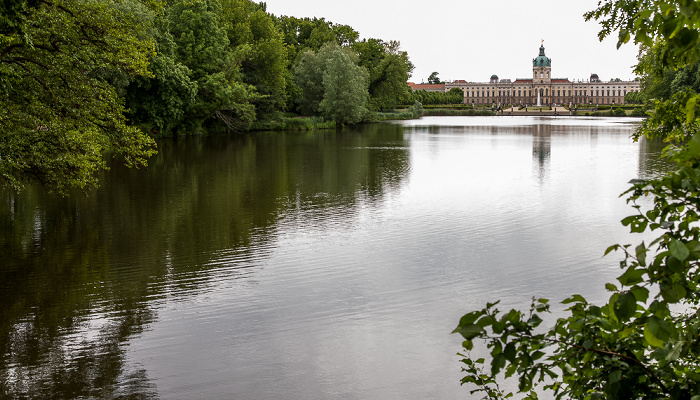 Schlossgarten Charlottenburg, Schloss Charlottenburg Berlin