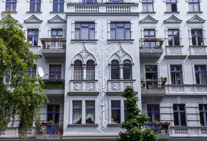 Berlin Charlottenburg: Nehringstraße