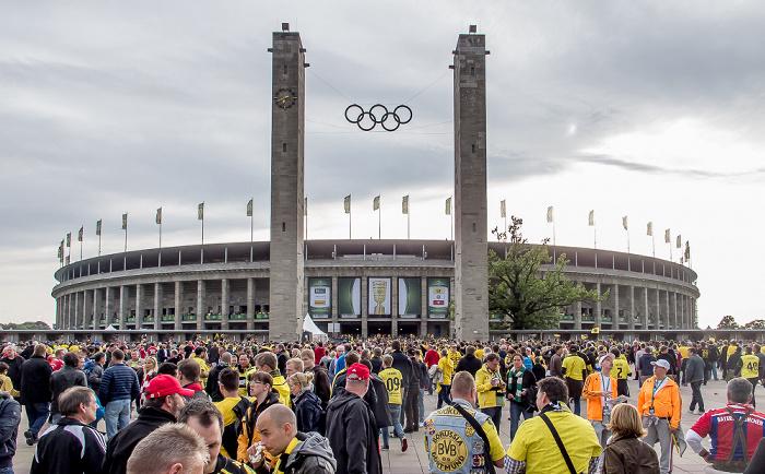 Olympiastadion Berlin 2014