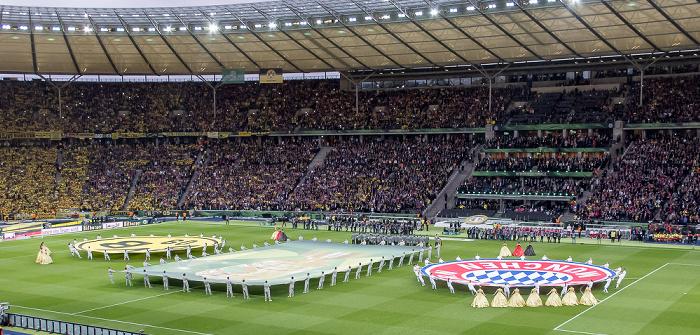 Olympiastadion: Eröffnungszeremonie Berlin