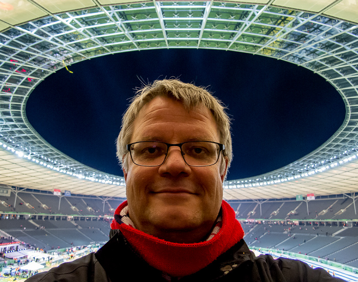 Olympiastadion: Jürgen Berlin