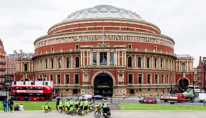 London South Kensington: Royal Albert Hall