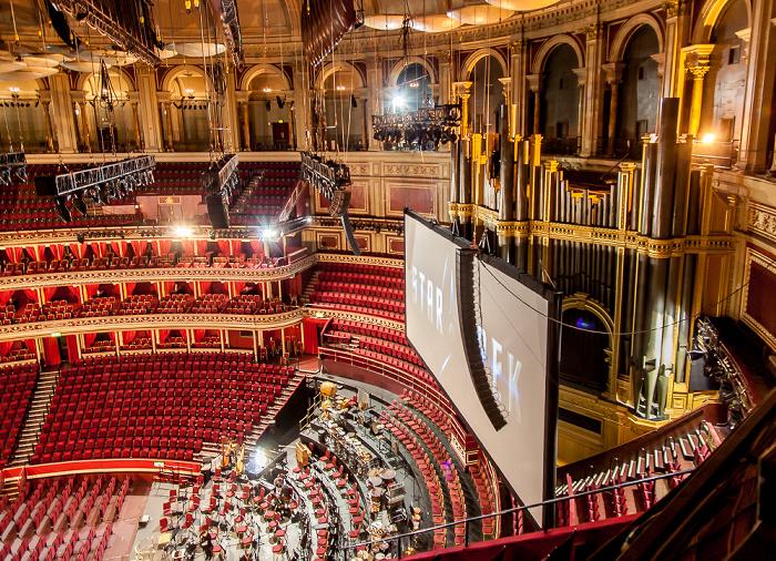 London Royal Albert Hall