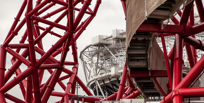 Queen Elizabeth Olympic Park: ArcelorMittal Orbit London