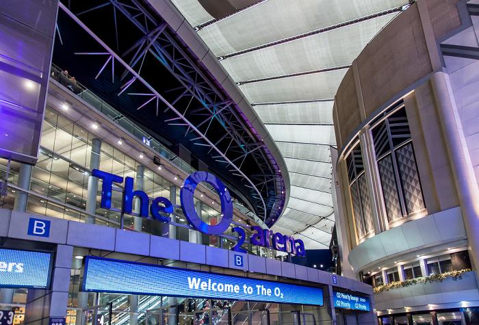 The O2 (Millennium Dome): The O2 Arena London
