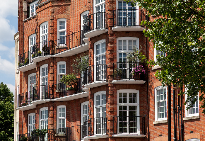London Chelsea: Cheyne Walk