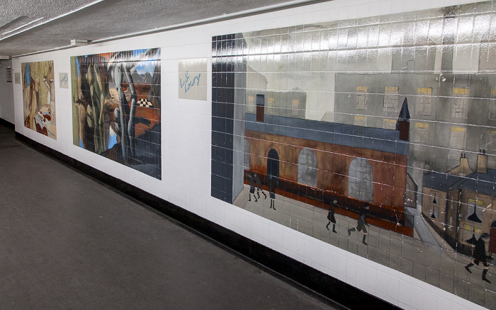 London Pimlico tube station Pimlico Tube Station