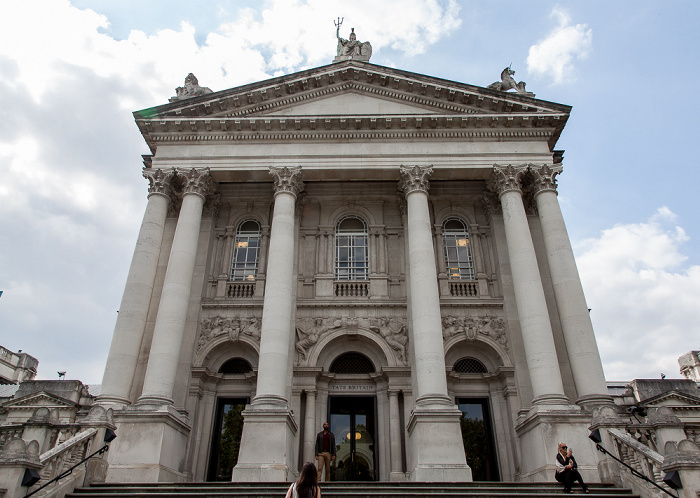 Millbank: Tate Britain London
