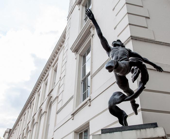 Millbank: Jeté (von Enzo Plazzotta) London