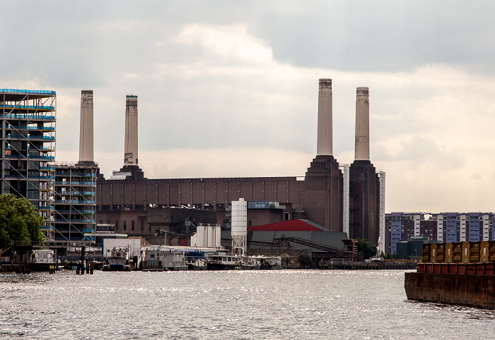 London Themse, Battersea Power Station
