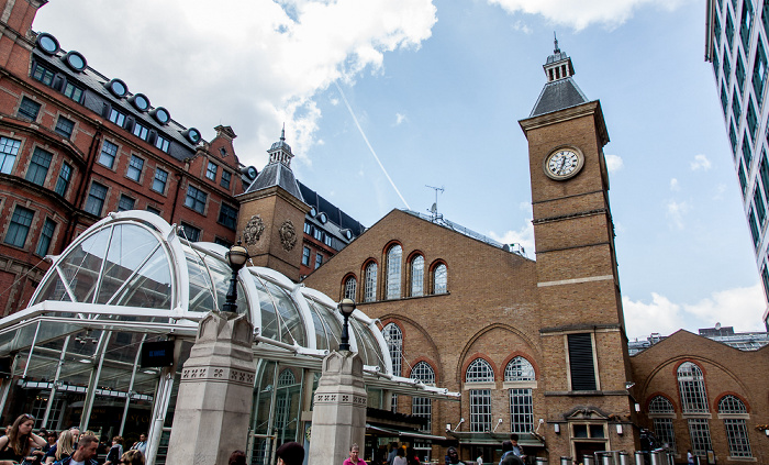 City of London: Liverpool Street Station