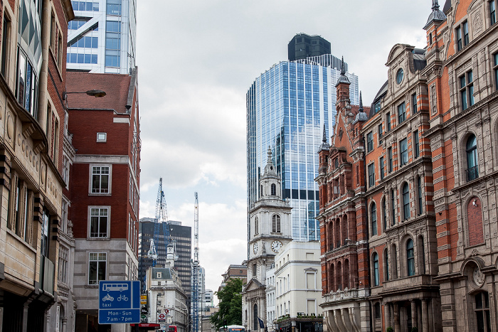 City of London: Bishopsgate 99 Bishopsgate
