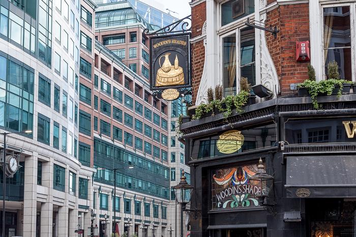 City of London: Bishopsgate - Woodins Shades